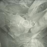 Front View : Hvob - AZRAEL (GHOST, PILLOW TALK, THE FIELD REMIXES) - Stil Vor Talent / SVT148