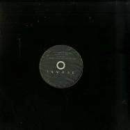 Front View : Ilario Liburni - RIGHT EP (VINYL ONLY) - Invade Records / INV007