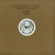 Front View : Anton Zap / Tommy Vicari Jnr - VARIOUS ARTISTS EP (180 G VINYL) - Cartulis Music / CRTL003