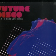 Front View : Various Artists - FUTURE DISCO VOL.9 (2XCD) - Needwant / needcd23