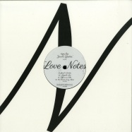 Front View : Tape Hiss - JACOBS LADDER - Love Notes / LVNO 12