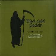 Front View : Black Label Society - GRIMMEST HITS (2LP) - Panworkz Inc / 0602557969566