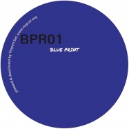 Front View : Unknown - UNKNOWN (VINYL ONLY) - Blue Print / BPR01