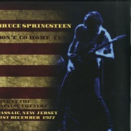 Front View : Bruce Springsteen - DONT GO HOME YET (BLUE & GLITTER LP) - Roxborough  / ROXMB010-C