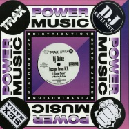 Front View : DJ Duke - ESCAPE FROM N.Y. - Power Music / PMR-040
