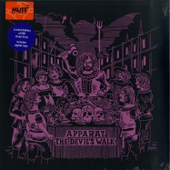 Front View : Apparat - THE DEVILS WALK (LTD VIOLET LP + MP3) - Mute / LSTUMM334