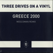 Front View : Three Drives On A Vinyl - GREECE 2000 (MOSCOMAN REMIX) (ONE SIDED) - Disco Halal / DHE003