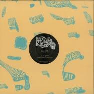 Front View : Suciu - MOTIVE EP - Pressure Traxx Silver Series / PTXS013