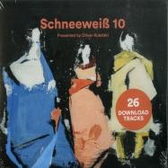 Front View : Various Artists - SCHNEEWEISS 10 PRESENTED BY OLIVER KOLETZKI (CD) - Stil Vor Talent / SVT244CD