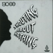 Front View : BCee - SHOUTING ABOUT NOTHING (CD) - Spearhead / SPEAR098CD