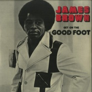 Front View : James Brown - GET ON THE GOOD FOOT (2LP) - Polydor / 7744379