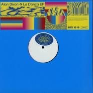 Front View : Alan Dixon - LA DANZA - Running Back / RB080