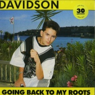Front View : Davidson - GOING BACK TO MY ROOTS - Royer Records / Royer 001
