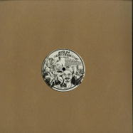 Front View : Kolja Gerstenberg - ANNA MELARA EP (140 G VINYL) - Lumberjacks In Hell / LIH 037