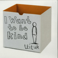 Front View : Teitur - I WANT TO BE KIND (LP) - Arlo & Betty Recordings / AB19