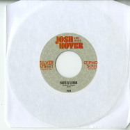Front View : Josh Hoyer & Soul Colossal - PARTS OF A MAN / BETTER DAYS (7 INCH) - Izipho Soul  / ZP29