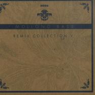 Front View : MollonoBass - MOLLONOBASS REMIX COLLECTION 5 (CD) - 3000 Grad / 3000 Grad CD 17