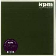Front View : Various Artists - VISUAL IMPACT (KPM) (ANALOGUE REMIXES) (140 G VINYL) - Be With Records / BEWITH071LP