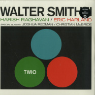 Front View : Walter Smith III - TWIO (COLOURED 180G LP + MP3) - Whirlwind / WR47183LPC / 05183641