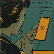 Front View : DJ Shadow - OUR PATHETIC AGE (2LP, GREEN COVER) - Mass Appeal / MSAP0088LP / 1402488
