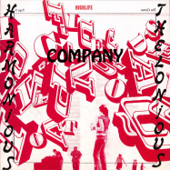 Front View : Harmonious Thelonious - COMPANY EP - Highlife / HGHLF024