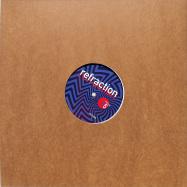 Front View : Nachtbraker, Christopher Rau, Titonton Duvante - REFRACTION VOLUME 5 - Residual Recordings / REZ025