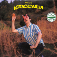 Front View : Jerry Paper - ABRACADABRA (LTD.GREEN COLOURED LP) - PIAS-STONES THROW / 39195771