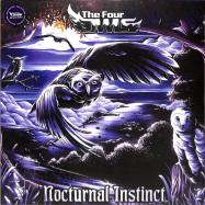Front View : The Four Owls - NOCTURNAL INSTINCT (LTD PURPLE 2LP) - High Focus / HFRLP098P