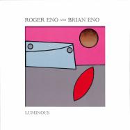 Front View : Roger Eno & Brian Eno - LUMINOUS (LP) - Deutsche Grammophon / 4839257