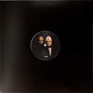 Front View : DJ Ino & Mc Johnny Def - WE WERE BETTER IN THE FUTURE - Deep Site Vinylized / DSV006