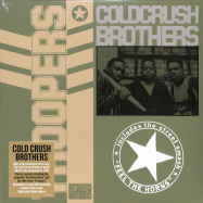 Front View : Cold Crush Brothers - TROOPERS (LP) - Demon / DEMREC677
