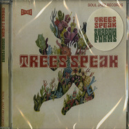 Front View : Trees Speak - SHADOW FORMS (CD) - Soul Jazz / SJRCD457 / 05202642