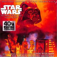 Front View : John Williams - STAR WARS: THE EMPIRE STRIKES BACK O.S.T. (2LP) - Walt Disney Records / 8746273