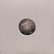 Front View : Various Artists - RADIANT ENERGY (CLEAR 180G VINYL) - Greyscale / GREYEXPO001