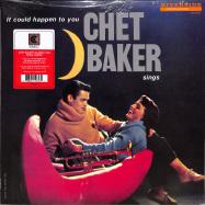 Front View : Chet Baker - CHET BAKER SINGS: IT COULD HAPPEN TO YOU (LP) (LP) - Concord Records / 7219753