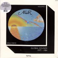 Front View : Various Artists - AOR GLOBAL SOUNDS 1977-1984 (VOLUME 5) (LP) - Favorite Recordings / FVR171LP