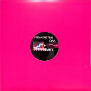Front View : Freakenstein - FREAK U EP - Hot Haus Recs / HOTHAUS055