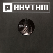 Front View : Re:Axis - CHOSEN FREQUENCY EP - Planet Rhythm / PRRUKBLK063