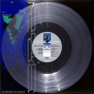 Front View : Lone X Kettama - THE WAY YOU FEEL (CLEAR VINYL) - R&S Records / RS2006clear