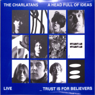 Front View : The Charlatans - A HEAD FULL OF IDEAS (BEST OF) (3LP, LTD YELLOW  VINYL) - Then Records / THEN1LPX
