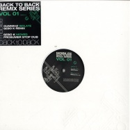 Front View : V/A - MOBILEE BACK TO BACK REMIX SERIES VOL. 1 - Mobilee / Mobilee015