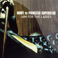 Front View : Moby vs Princess Superstar - JAM FOR THE LADIES - Mute Records / 12mute302