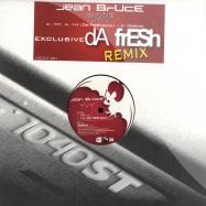 Front View : Jean Bruce - YVY - Nocturbulous / Noctu001