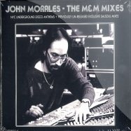 Front View : John Morales - THE M & M MIXES (CD) - BBE Records  / bbe129ccd