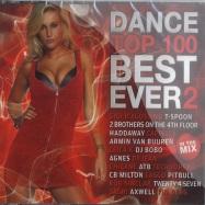 Front View : Various Artists - DANCE TOP 100 BEST EVER 2 (3XCD) - Vari2010019
