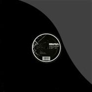 Front View : Jonas Saalbach - MONDFAHRT - Flicker Rhythm / Flicker028