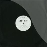 Front View : Djebali Presents Mr KS - EP (VINYL ONLY) - Djebali / Djebpr001