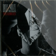 Front View : Boys Noize - OUT OF THE BLACK - THE REMIXES (CD) - Boys Noize / bnrcd019
