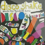 Front View : Dimitri From Paris & DJ Rocca - DISCO SHAKE - Hell Yeah / HYR71356