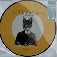 Front View : Alle Farben ft. Graham Candy - SHE MOVES (FAR AWAY) (LTD PICTURE VINYL) - Sony / B1 Recordings / 88843092871